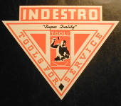 [Logo from Indestro Catalog]