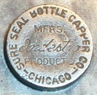 [Sure Seal Bottle Capper Logo]