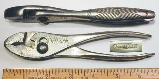 [Kraeuter 1356-6 6 Inch Combination Pliers]