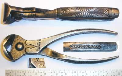 [Kraeuter 1850-5 5 Inch End Nippers]
