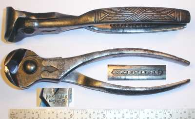 [Kraeuter 1851-5 5 Inch End Nippers]