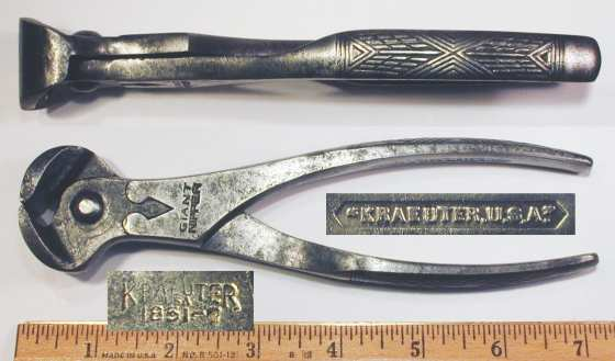 [Kraeuter 1851-7 Giant Nipper 7 Inch End Nippers]