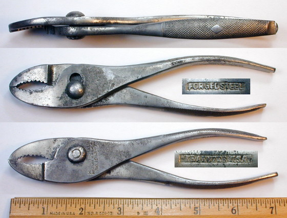 [Kraeuter 1913-7 7 Inch Thin-Nose Combination Pliers]