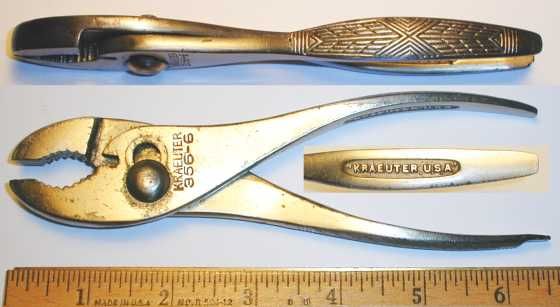 [Kraeuter 356-6 6 Inch Combination Pliers]