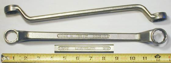 [Lectrolite 3005 13/16x7/8 Offset Box Wrench]