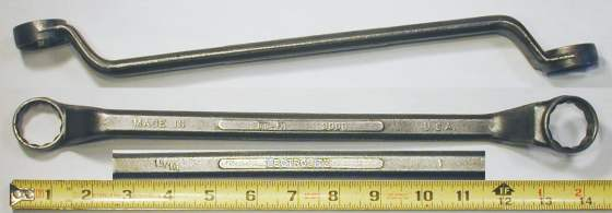[Lectrolite 3006 15/16x1 Offset Box Wrench]
