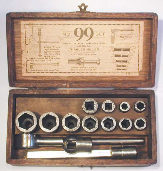 [Charles Miller No. 99 Socket Set]