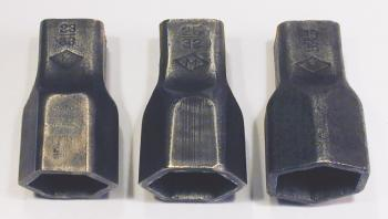 [Mossberg Pressed-Steel Hex Sockets from No. 11 Socket Set]