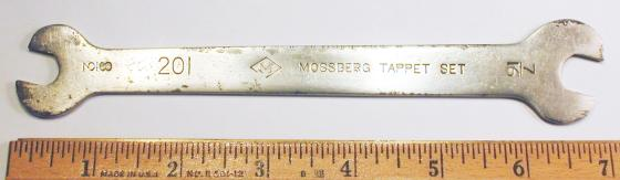 [Mossberg No. 201 3/8x7/16 Tappet Wrench]