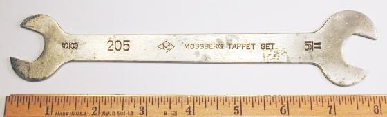 [Mossberg No. 205 5/8x11/16 Tappet Wrench]