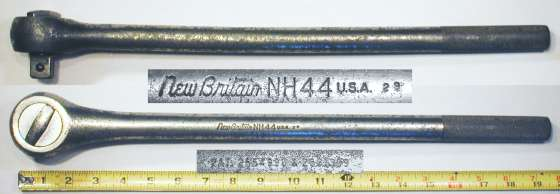 [New Britain NH44 3/4-Drive Ratchet]