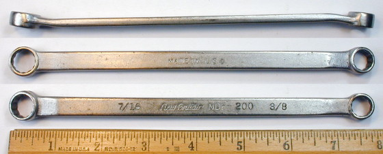 [New Britain NDF-200 3/8x7/16 Box-End Wrench]
