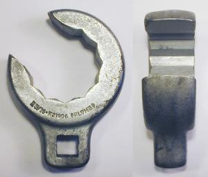 [Plomb K21906 3/8-Drive Crowfoot Wrench]