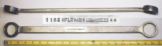 [Plomb 1162 1-7/16x1-1/2 Box-End Wrench]