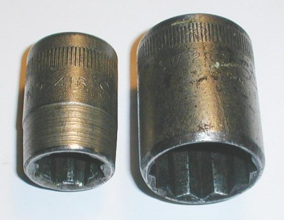 [Snap-On Knurled-Base Sockets]