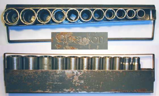 [Snap-on 311-S-T 1/2-Drive Deep Socket Set]