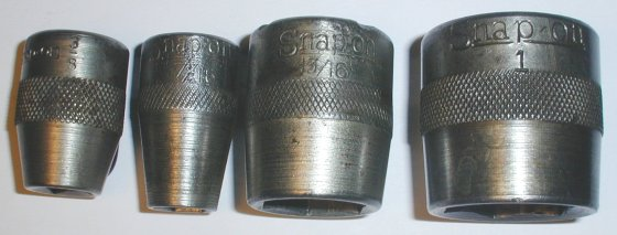 [Snap-On Sockets Without Model Numbers]