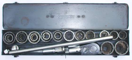 [Snap-on L-225 3/4-Drive Socket Set]