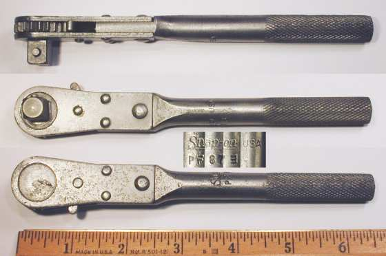 [Snap-on (Industrial) PF-87 Open-Style Ratchet]