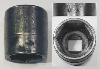 [Snap-on 5/8-Drive No. 400 1-1/4 Hex Socket]