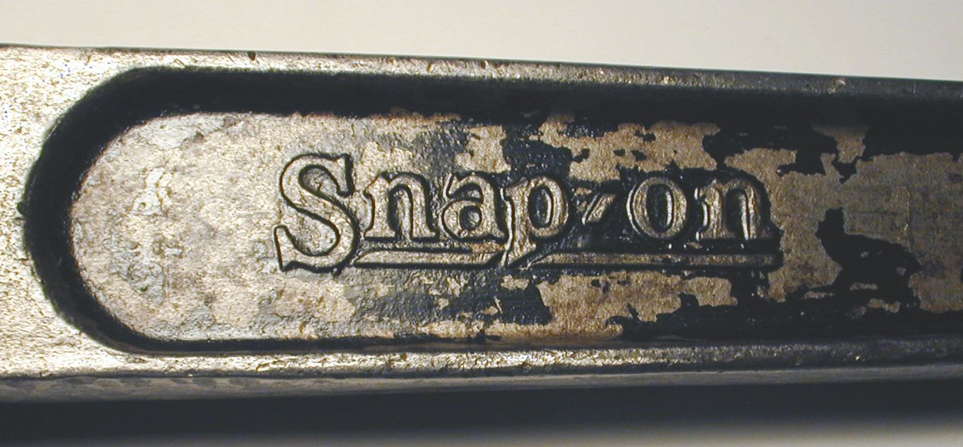 [Snap-On Early 5/8-Drive Ratchet]