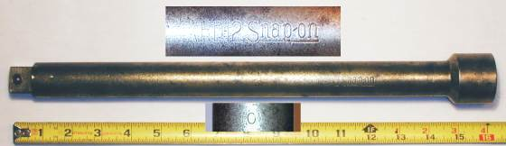 [Snap-on 7/8-Drive XHD-12 Extension]