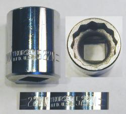 [Thorsen Later 522M 1/2-Drive 22mm Socket]