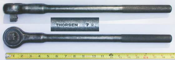 [Thorsen 79 3/4-Drive Ratchet]