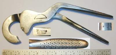 [Vacuum Grip No. 14-B Long-Handled Steeldraulic Pliers]