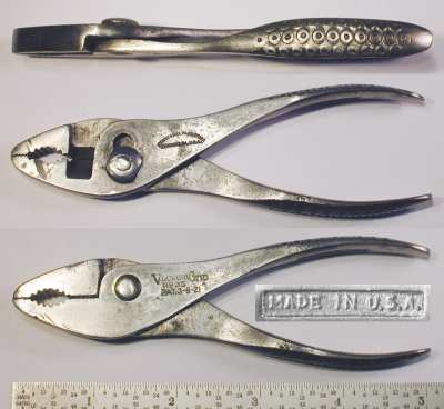 [Vacuum Grip No. 35 5 Inch Combination Pliers]