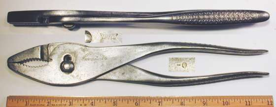 [Vacuum Grip No. 42 12 Inch Combination Pliers]