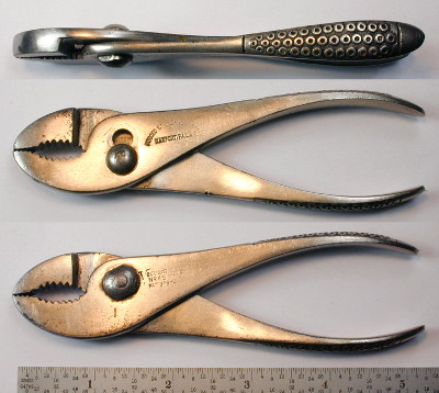 [Vacuum Grip No. 45 5 Inch Combination Pliers]