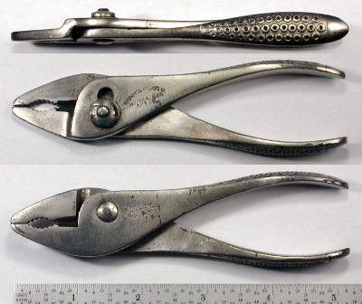 [Vacuum Grip No. 65 Thin-Nose Combination Pliers]