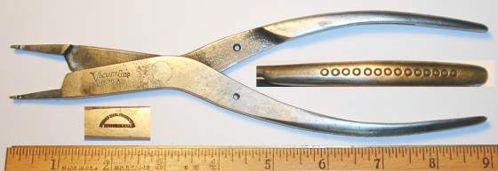 [Vacuum Grip No. 70-A Lock-Ring Pliers]