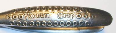 [Vacuum Grip Logo on Plier Handles]