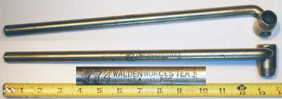 [Walden 774 5/8 Swiveling Socket Wrench]