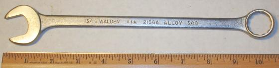 [Walden 2156A 13/16 Combination Wrench]