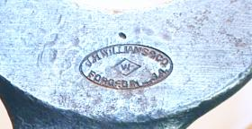 [Williams Oval Forged Logo]
