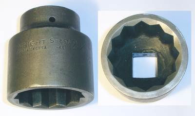 [Wright S-868 1 Inch Drive 2-1/8 Socket]
