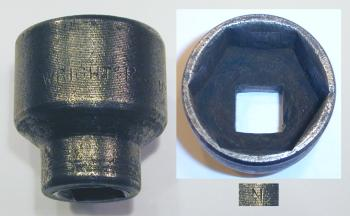 [Wright Early 5/8-Drive 1-7/16 Hex Socket]
